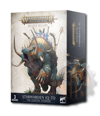 Age Of Sigmar Broken Realms: The Celestial Stampede