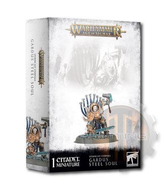 Age Of Sigmar Stormcast Eternals: Gardus Steel Soul