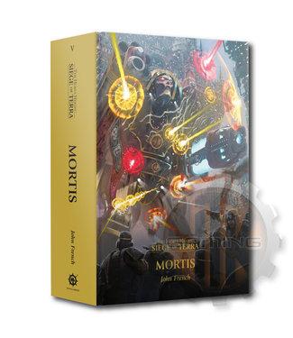 Black Library Horus Heresy: Siege Of Terra:Mortis (Hb)