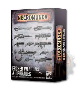 Necromunda Necromunda: Escher Weapons & Upgrades