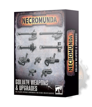 Necromunda Necromunda: Goliath Weapons & Upgrades