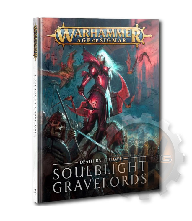 Citadel Battletome: Soulblight Gravelords Hb