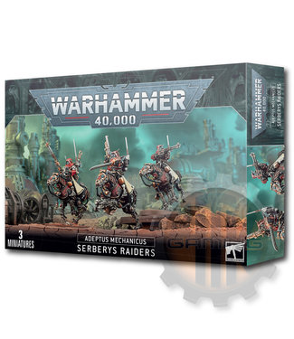 Warhammer 40000 Adeptus Mechanicus Serberys Raiders