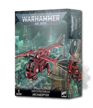 Warhammer 40000 Adeptus Mechanicus: Archaeopter