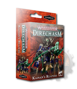 Warhammer Underworlds Wh Underworlds: Kainan'S Reapers