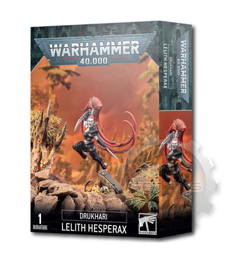 Warhammer 40000 Drukhari Lelith Hesperax