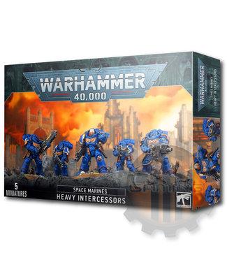 Warhammer 40000 Space Marines Heavy Intercessors