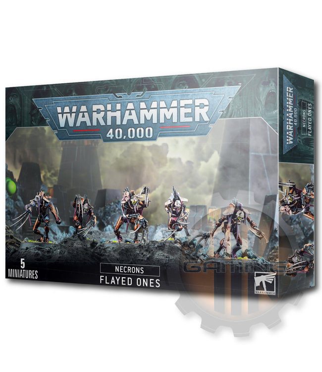 Warhammer 40000 Necrons: Flayed Ones