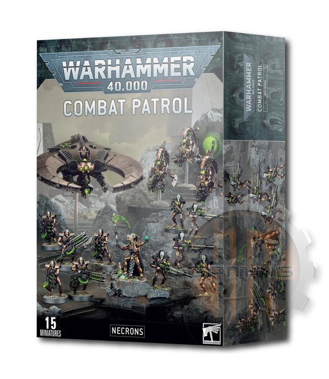 Warhammer 40000 Combat Patrol: Necrons