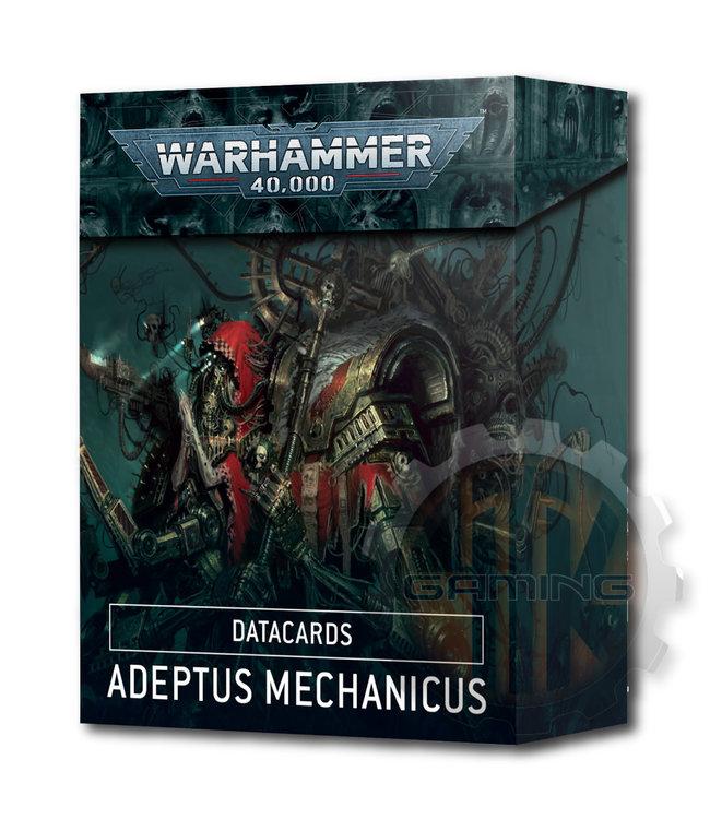 Warhammer 40000 Datacards: Adeptus Mechanicus
