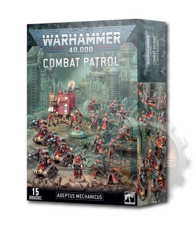 Warhammer 40000 Combat Patrol: Adeptus Mechanicus