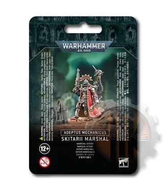 Warhammer 40000 Adeptus Mechanicus: Skitarii Marshall