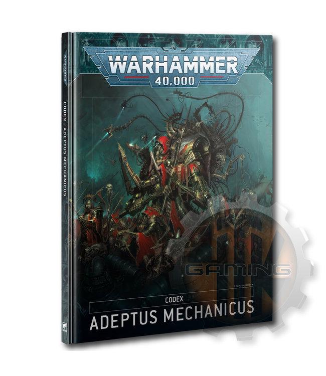 Warhammer 40000 Codex: Adeptus Mechanicus (Hb)