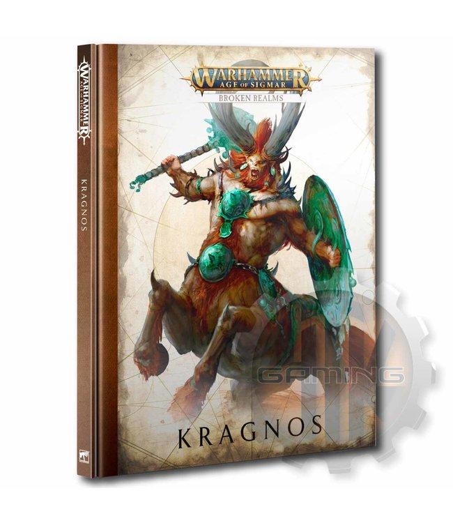 Age Of Sigmar Broken Realms: Kragnos (Hb)