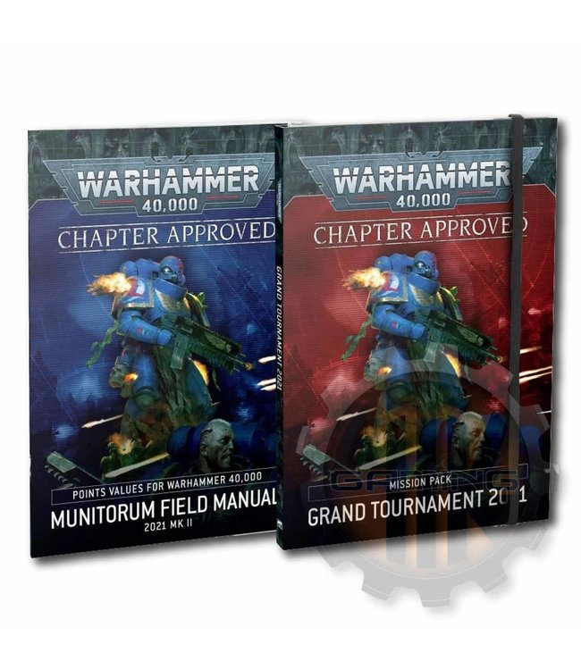 Warhammer 40000 Chapter approved 2021