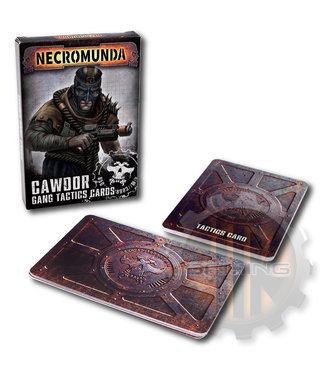 Necromunda Necromunda: Cawdor Gang Tactics Cards