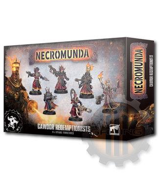 Necromunda Necromunda: Cawdor Redemptionists