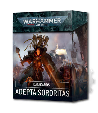 Warhammer 40000 Datacards: Adepta Sororitas