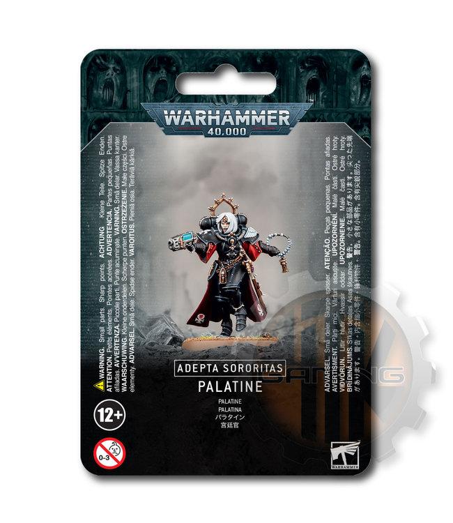 Warhammer 40000 Adepta Sororitas: Palatine