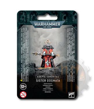 Warhammer 40000 Adepta Sororitas: Sister Dogmata