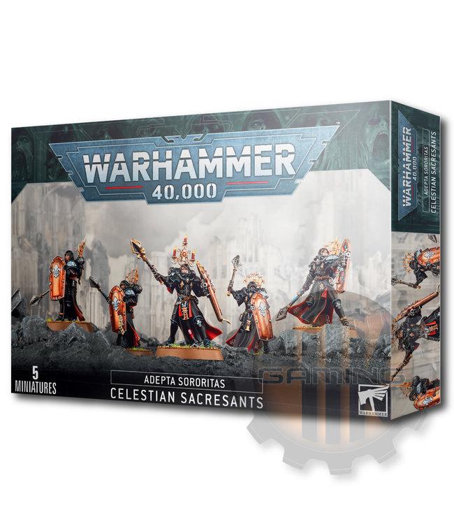 Warhammer 40000 Adepta Sororitas Celestian Sacresants