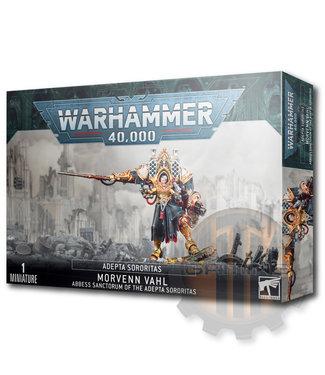 Warhammer 40000 Adeptus Sororitas: Morvenn Vahl Abbess Sanctorum