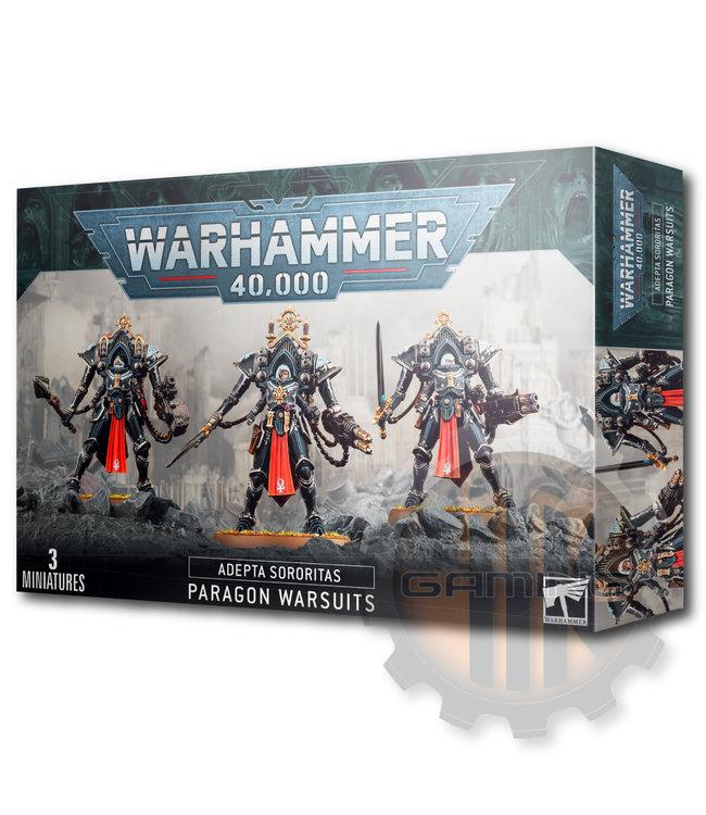 Warhammer 40000 Adepta Sororitas: Paragon Warsuit
