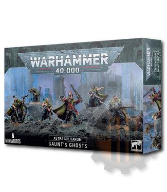 Warhammer 40000 Astra Militarum: Gaunt'S Ghosts