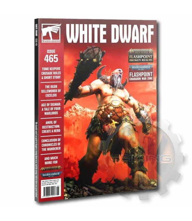 White Dwarf White Dwarf 465 (Jun-21)