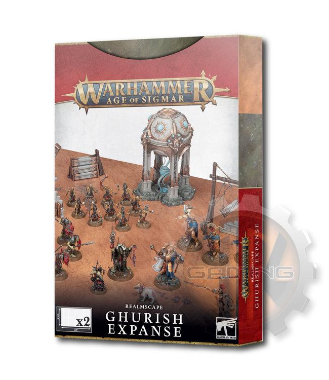 Citadel Aos Realmscape: Ghurish Expanse