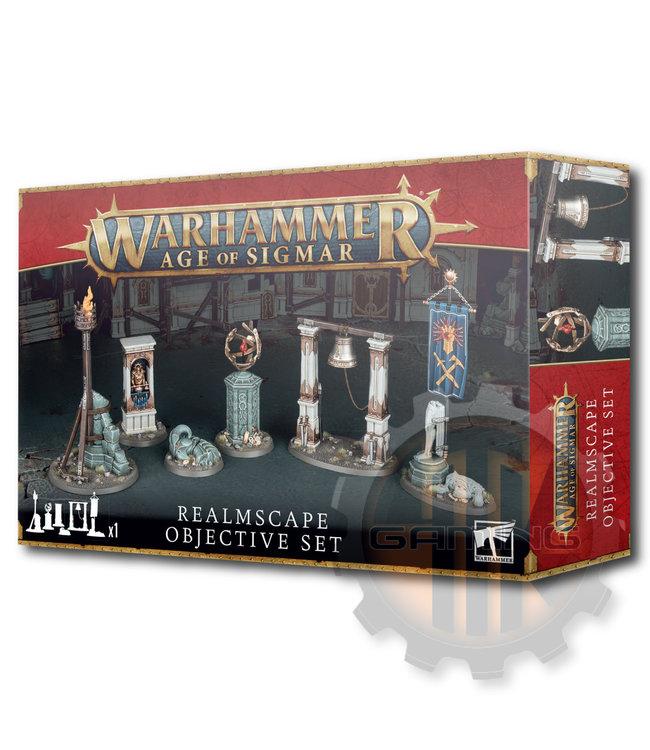 Citadel Age Of Sigmar: Realmscape Objective Set