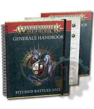 Citadel General's Handbook: Pitched Battles '21 En