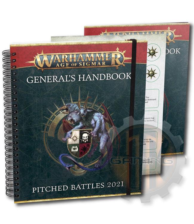 Citadel General'S H/Book: Pitched Battles '21 En