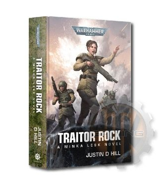 Black Library Traitor Rock (Hb)