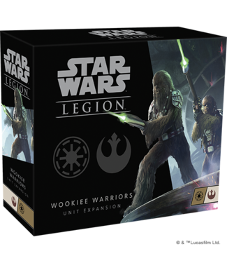 Star Wars Legion Wookiee Warriors [2021]