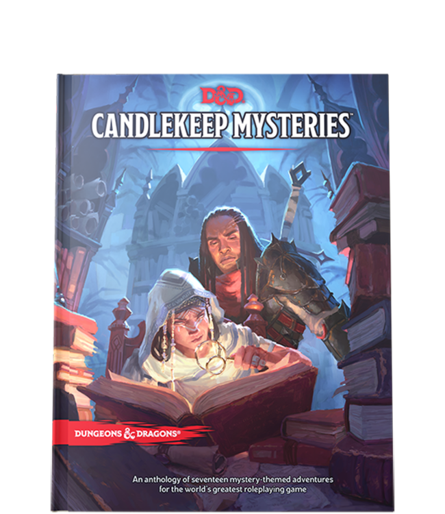 Dungeons & Dragons Candlekeep Mysteries: Dungeons & Dragons (DDN)