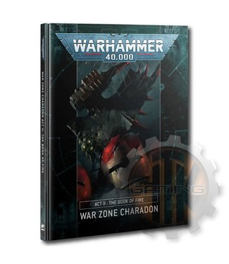 Warhammer 40000 W/Z Charadon: Act II: Book Of Fire