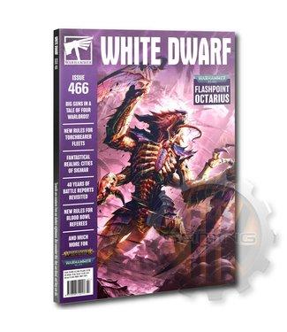 White Dwarf White Dwarf 466 (Jul-21)