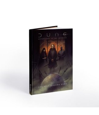 Dune RPG Dune Standard Edition Core Rulebook