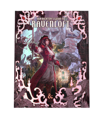 Dungeons & Dragons Dungeons & Dragons: Van Richten's Guide to Ravenloft