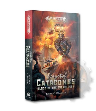 Black Library Warcry: Catacombs Blood Of The Everchosen