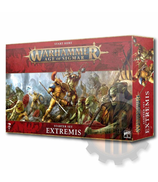 Age Of Sigmar Age Of Sigmar: Extremis