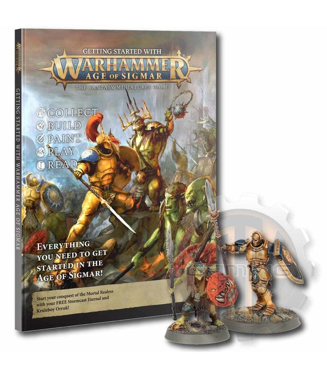 Age Of Sigmar Getting Started With Age Of Sigmar