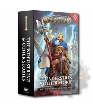 Black Library Thunderstrike & Other Stories (Pb)