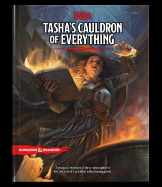 Dungeons & Dragons Dungeons & Dragons Tasha's Cauldron of Everything