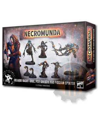 Necromunda Delaque Nacht-Ghul And Psy-Gheists