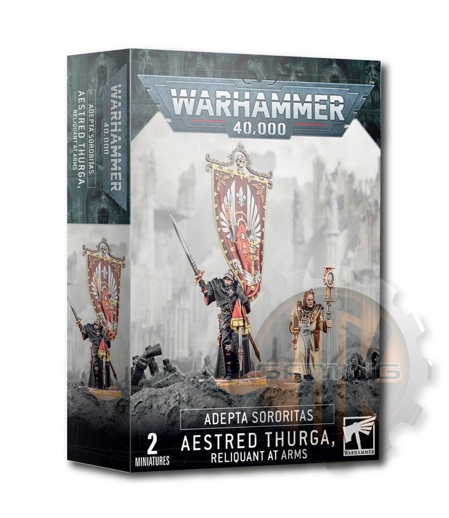 Warhammer 40000 Aestred Thurga Relinquant At Arms