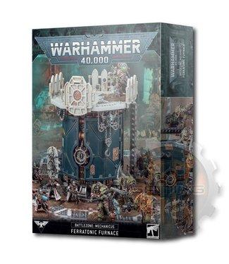 Warhammer 40000 Battlezone Mechanicus Ferratonic Furnace