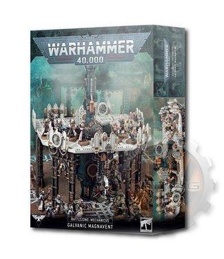 Warhammer 40000 Battlezone Mechanicus Galvanic Magnavent