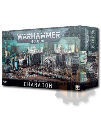 Warhammer 40000 Battlezone: Mechanicus Charadon